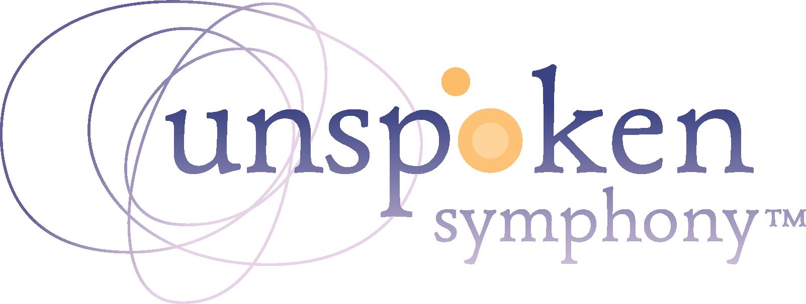 unspoken symphony logo